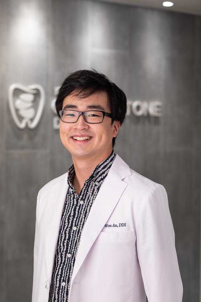 Dr. Eric An - Kirkland Dentist - Kirkland Cornerstone Dental