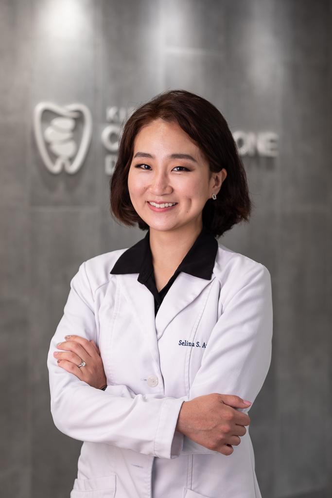 Dr. Selena An - Kirkland Dentist - Kirkland Cornerstone Dental